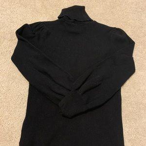 Black Turtlenecks